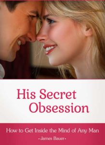 His Secret Obsession - Cover