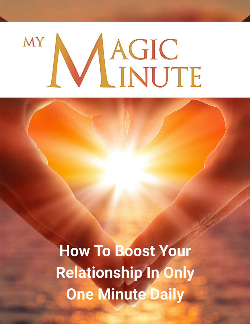 My Magic Minute - Free E-book Download
